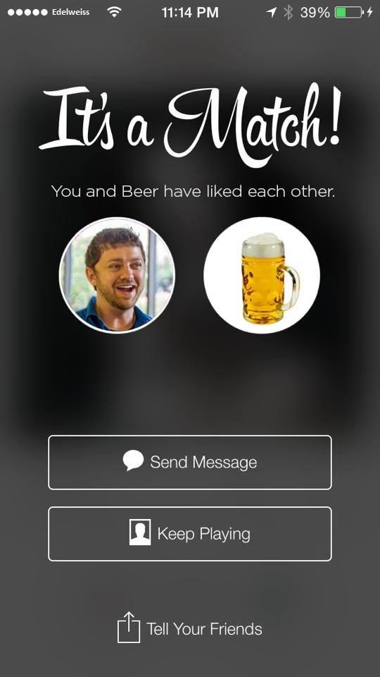 edelweiss-beer-match