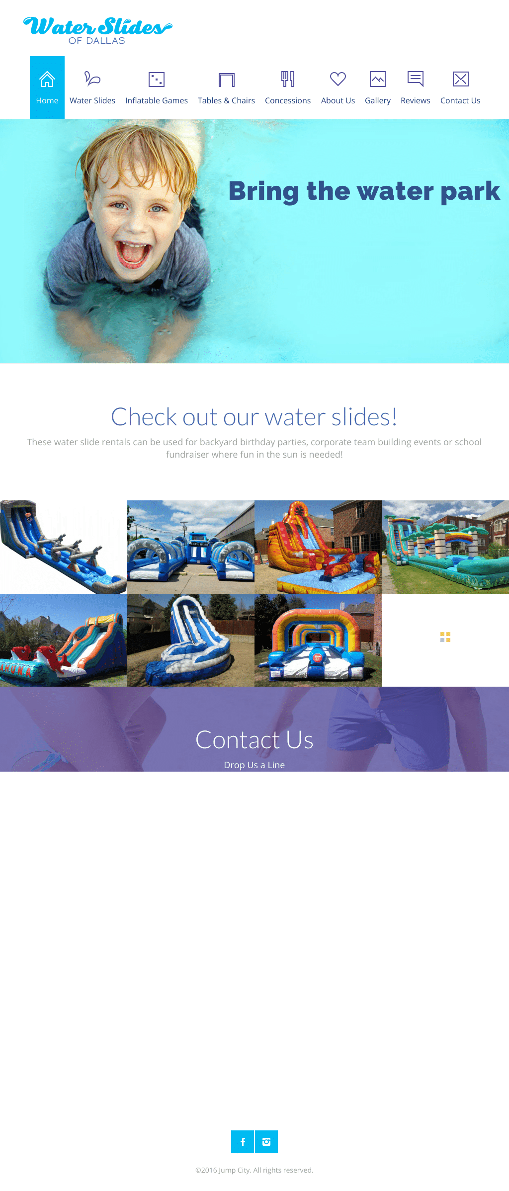waterslidesdallas-screenshot-full